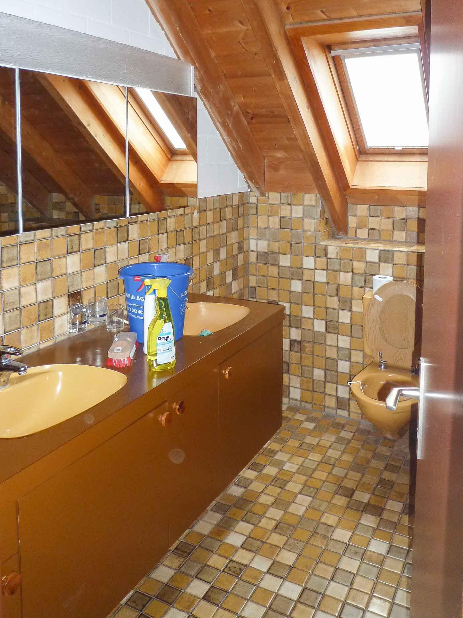 Umbau Badezimmer - Wohnraumgestalter